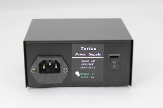 how to be a tattoo artist + tattoo power supply