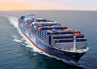 Путешествие на грузовом судне