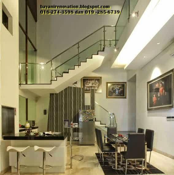 reka bentuk hiasan dalaman teres interior designing service providers Reka bentuk Interior