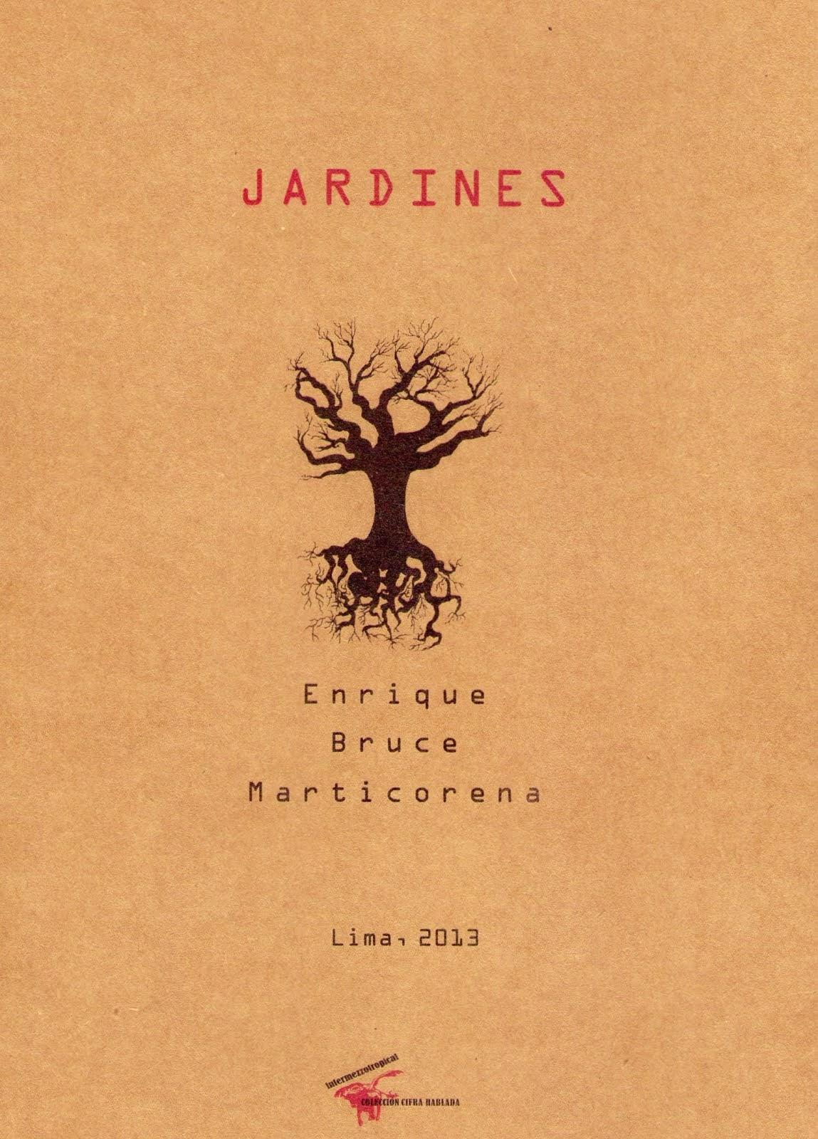 JARDINES DE ENRIQUE BRUCE
