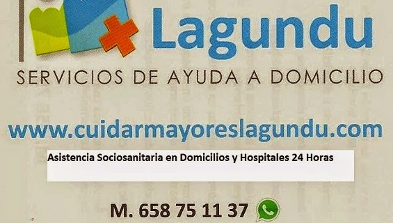 Compra semanal, Supermercados y tiendas especializadas CuidarMayoresLagundu.com
