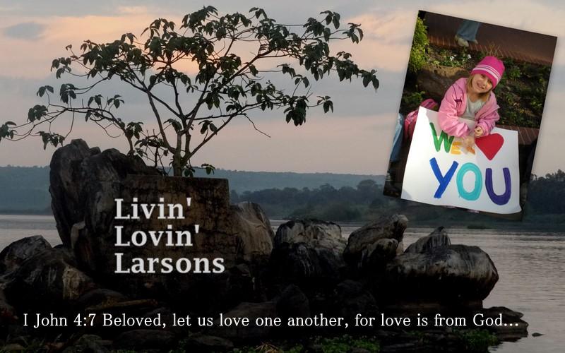 Livin' Lovin' Larsons