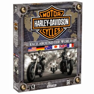 PC Game Harley Davidson Race Around The World Download Free
