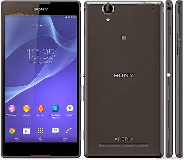 gambar Sony Xperia T2 Ultra Dual