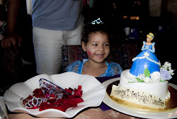 Birthday Cake, Tiara, and Glass Slipper!!!