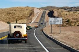 Llega a Córdoba el Rally de la Montaña