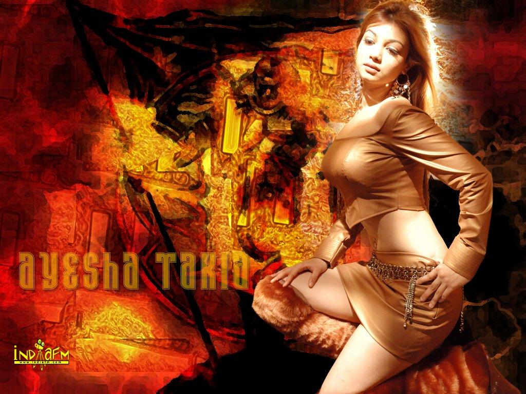Ayesha Takia Hot Wallpapers