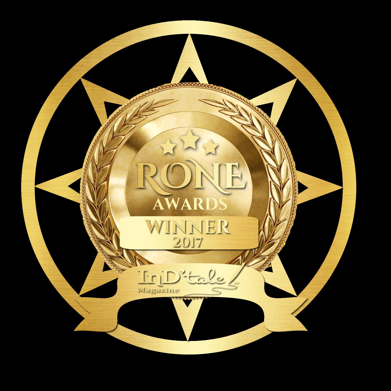 2017 RONE Award Winner!