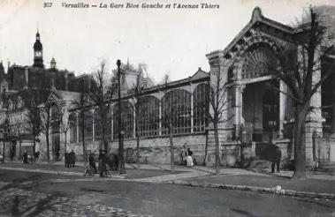 Gare de Versailles Rive-Gauche - Une Nuit à Versailles