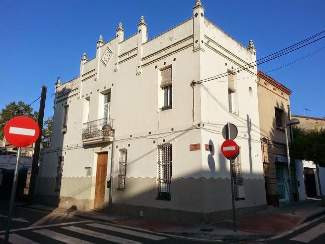 Cases d'Àngela Salles (Sant Cugat del Vallès)