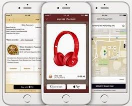 """Η Apple Pay 2.0 """"θα βγει το επόμενο έτος. Θα υπάρξουν περισσότερες εφαρμογές για να αγοράσετε το αγαπημένα σας είδη."""