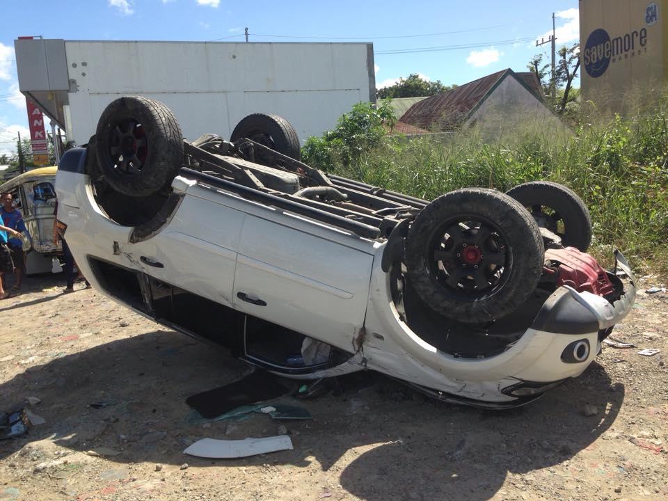 Mitsubishi Montero Sport Sudden Unintended Acceleration