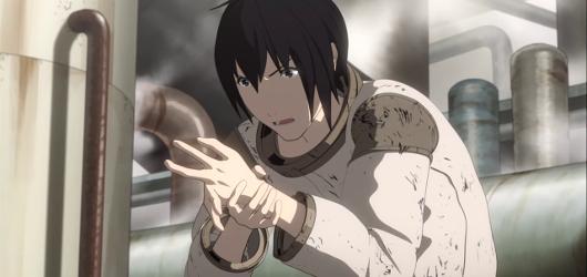 Recenzja anime Sidonia no Kishi (2014). Studio Polygon Pictures.