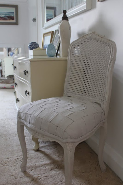 Lilyfield Life painted furniture french chair