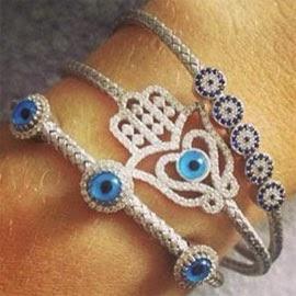 braceletes by Rosa Leal Jewelry em prata 925