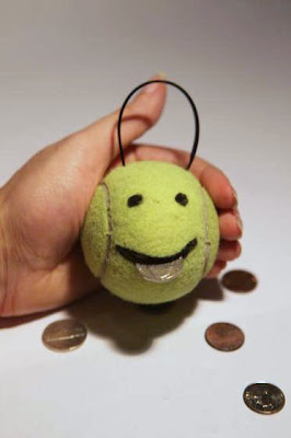 Creative and Cool Ways To Reuse Old Tennis Balls (30) 19