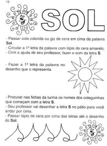 Blog Professor Zezinho : Atividades para trabalhar o tema