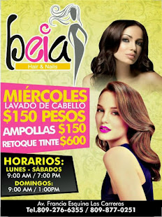 BEIA HAIR &amp; NAILS