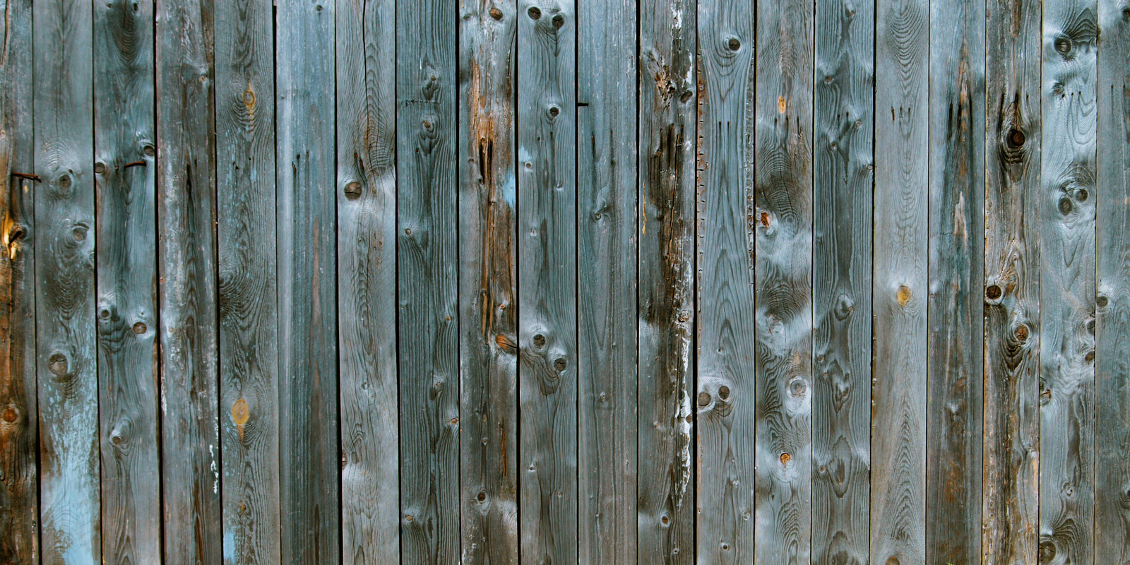 Wood fence planks