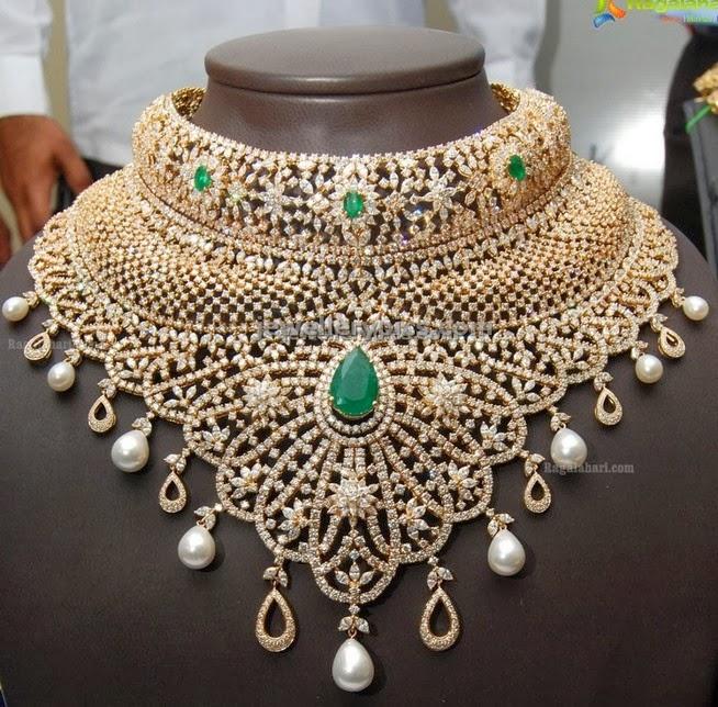 Kirtilal Diamond Jewellery Latest Jewellery Designs