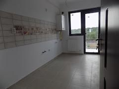 Apartament 2 camere, 53 mp + gradina proprie de cca. 53 mp