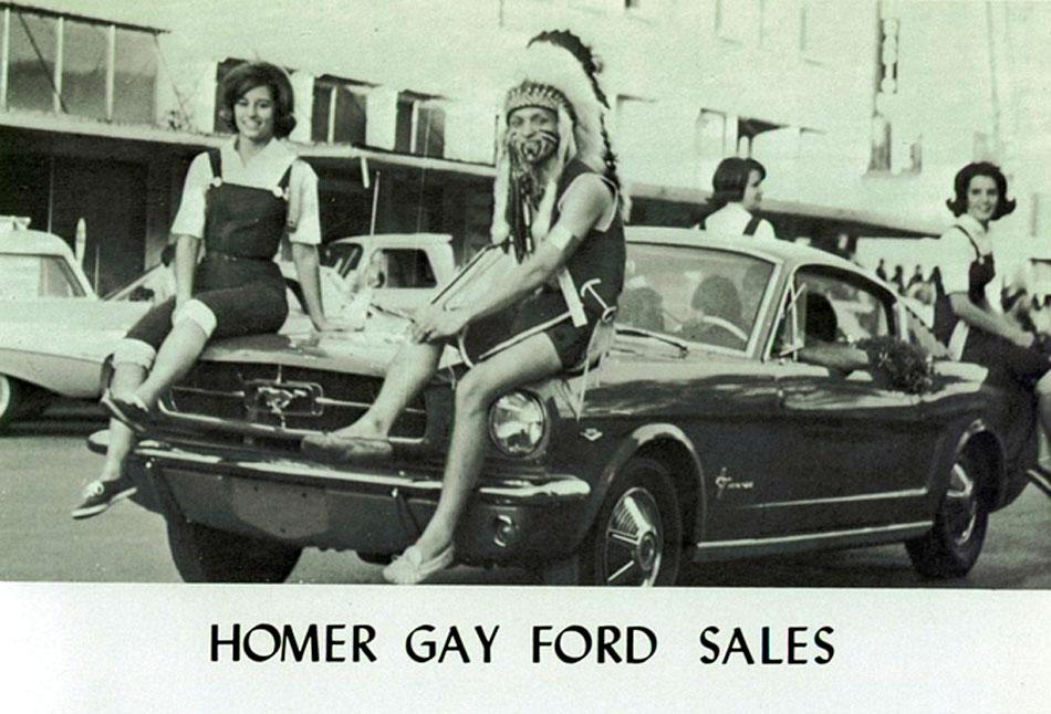 gay ford salesman dallas