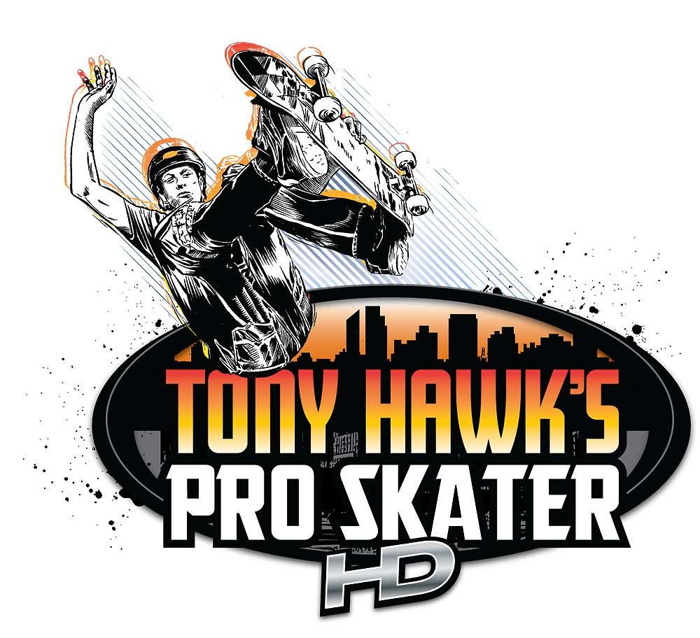 Tony hawks pro skater hd update 1 skidrow vaughnx