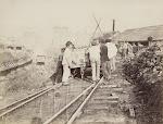 Dünyanın İlk Metrosunun Yapılışı