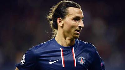 Ibrahimovic, el hombre récord del fútbol francés