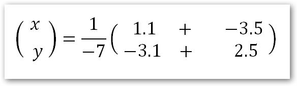 Contoh soal dan pembahasan sistem persamaan linear dua variabel