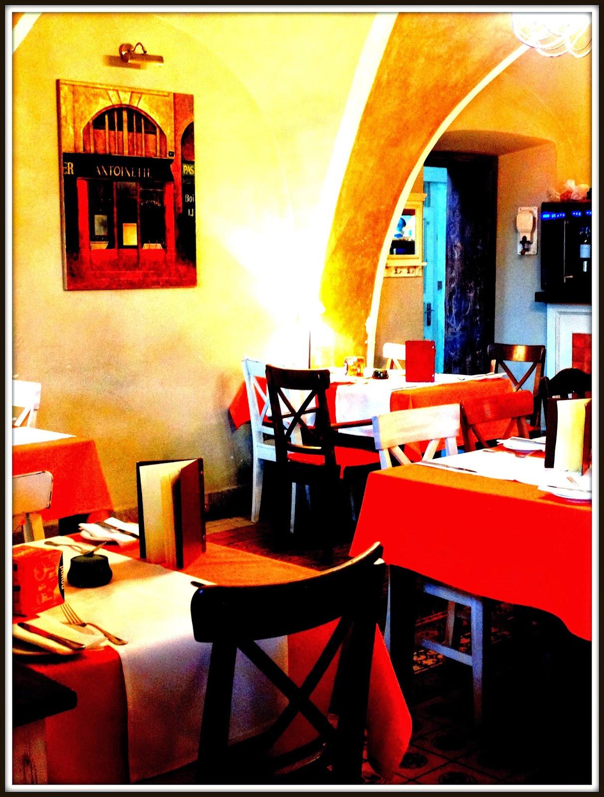 Restauracja Aperitif, Kraków