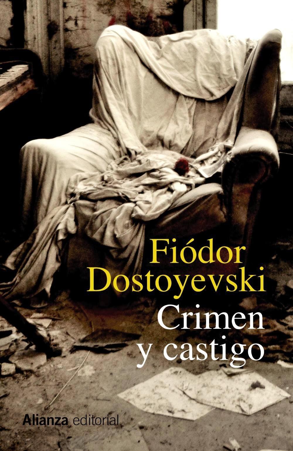 Crítica de la novela Crimen y Castigo