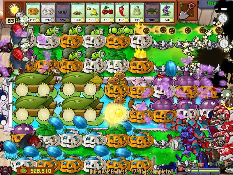 Saya akan berbagi game plants vs zombie 2 yang baru dari sebelumnya