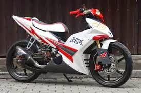 aksesoris modifikasi motor yamaha jupiter mx