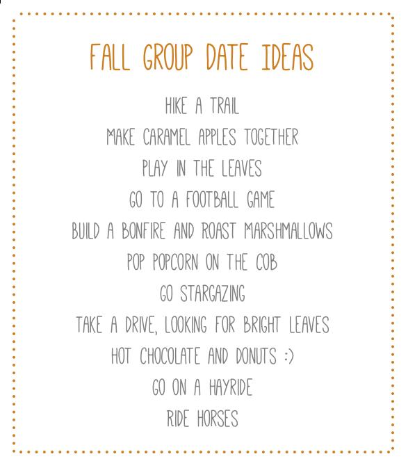 Group date ideas in Sydney
