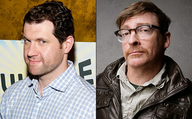 The Millers - Season 2 -  Billy Eichner and Rhys Darby to Guest