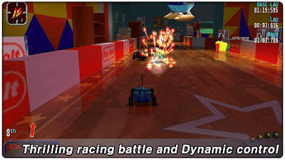 RE-VOLT Classic 3D (Premium) v1.2.8 Mod Apk Data-screenshot-1