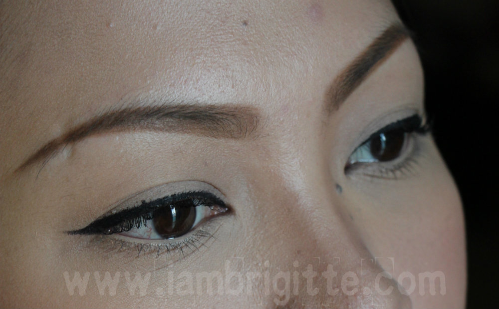 Iambrigitte Kiss And Makeup With Mac Fluidline Brow Gelcreme