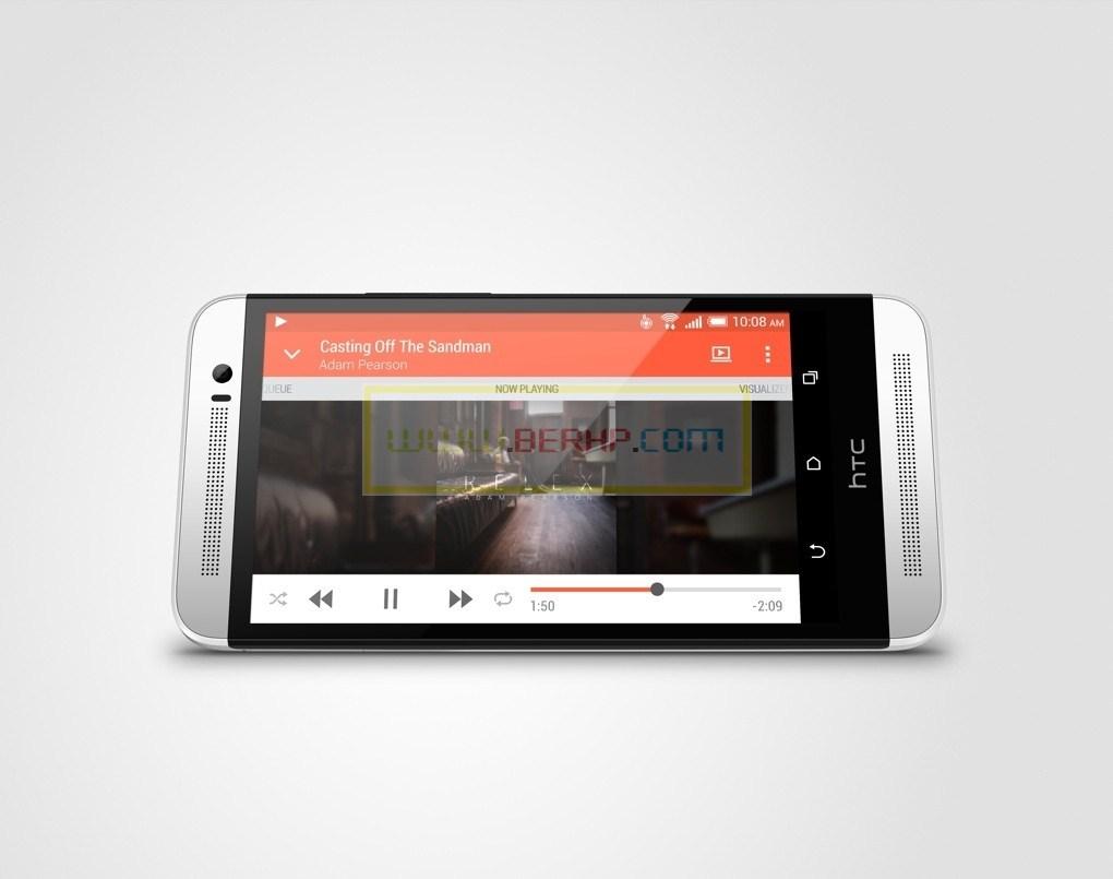 HTC One E8, Gambar dan Pilihan Warna