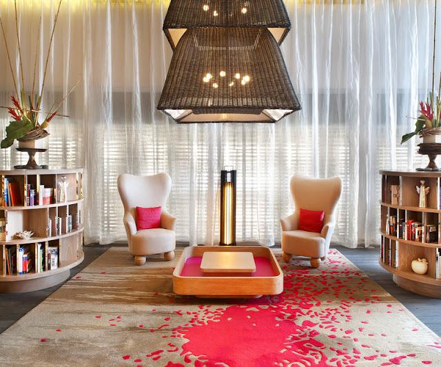 W, Retreat and Spa, best hotel seminyak, bali