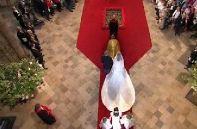 el vestido de la novia del principe william guillermo