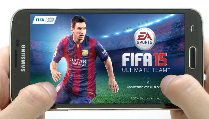 download and play Fifa 15 for Android