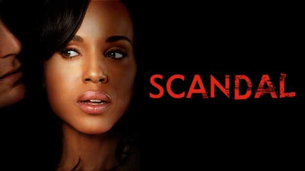 Kerry Washington Scandal TV Show