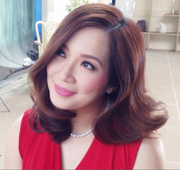 Kris Aquino New Hair