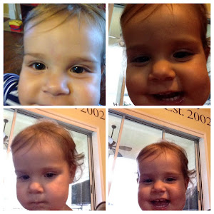 The Rory selfies!