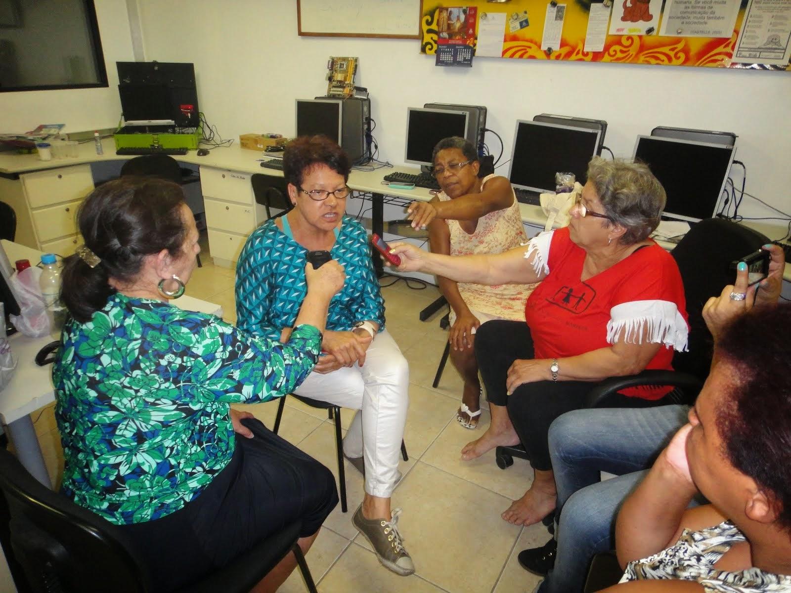 PLPs - Vozes em Ação: Promotoras Legais Populares ampliam sua voz em programas de radioweb
