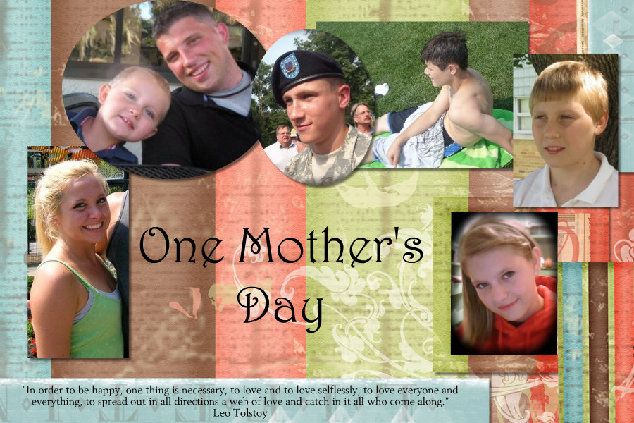 One Mother's Day