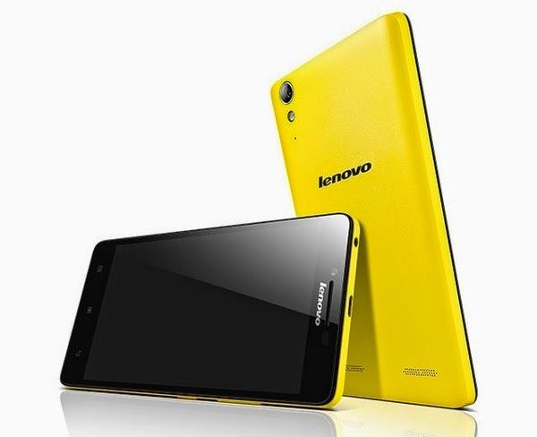 Lenovo K3 Music Lemon, Spesifikasi HP Android Quad Core Harga 1,2 Juta