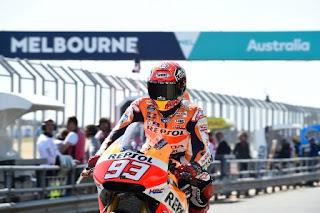 Marquez Juara MotoGP Australia 2015, Rossi Keempat