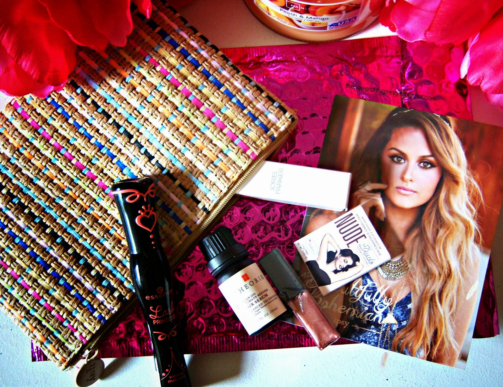 What's in my April Ipsy Bag